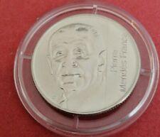 ESSAI 5 Francs  MENDES FRANCE 1992  -  Nickel -