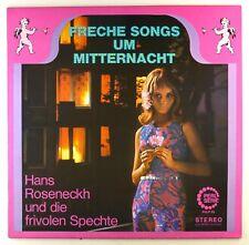 "12"" LP-Hans roseneckh-impertinente chansons à minuit-e1029-RAR-Cleaned"