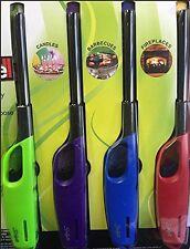 Scripto Aim 'n Flame Multi-Purpose Lighters (Pack of 4 Total Lighters)