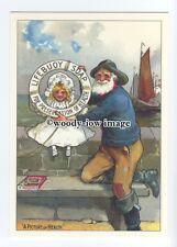 ad0648 - Lifebouy Royal Soap - Lifeboatman - Modern Advert Postcard