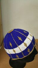 Men's skull cap Muslim Islamic Prayer hat Kufi