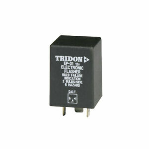 Tridon Electronic Flasher EP13 fits MG MGB 1.8