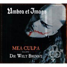 Umbra et imago mea culpa CD réédition + le monde brûle DVD 2013