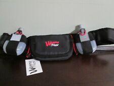 Warrior Xtreme Hydration Running / Jogging  2 Bottle  Waist Belt