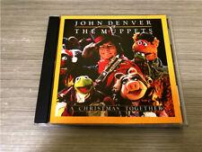 John Denver & The Muppets – A Christmas Together AFL1-3451 US CD