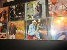 Lot of 9 ALAN JACKSON What I Do / High Mileage / Everything I Love 400ML-2