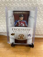 2019-20 Upper Deck Exquisite CALE MAKAR RC 08/249 Retro Rookies Jersey Number SP