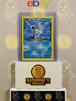 Dark Blastoise 20/82 NM Near Mint Team Rocket Rare Non-Holo Pokemon Card