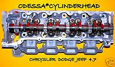 CHRYSLER DODGE JEEP CHEROKEE DAKOTA 4.7 SOHC CYLINDER HEAD PASSENGER SIDE RIGHT