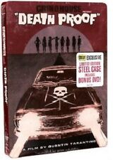 Grindhouse Presents: Death Proof Limited Ed Best Buy Steelbook DVD Brand New!