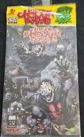 Insane Clown Posse  - The Pendulum 11 Comic Book & CD SEALED twiztid blaze icp