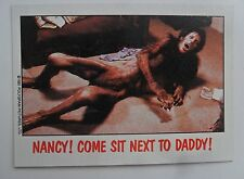 1988 Topps FRIGHT FLICKS Horror Movies Card #54 ~ An American Werewolf In London