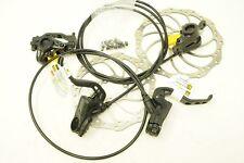 MAGURA MT2 frein hydraulique set + Storm Rotors 180/160 Post Mount 800/1500mm