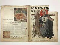 The Saturday Evening Post Feb. 25, 1928 Magazine