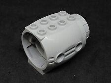 Lego Aircraft Engine, 4x5x3 [43121] - Grey x1