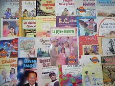 Reading Leveled Readers Spanish Grade 4 Advanced Above Level 25 Books Paperback