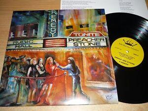 LP PREACHER STONE - Remedy (2016) Southern Rock vinyl sealed
