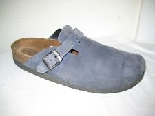 Naot Leather Slip On Clogs Mules Comfort Shoes Women's Size 8.5