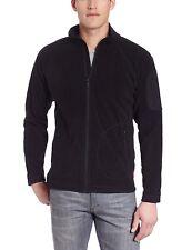 Harken Men's Moda Fleece Jacket Medium Black Sailing Boating