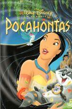 POCAHONTAS DVD DISNEY