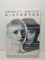 New Distorted DVD Christina Ricci Free Shipping A41