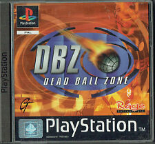 DBZ Dead Ball Zone