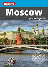 Berlitz Pocket Guide Moscow (Travel Guide) (Berlitz Pocket Guides) by Berlitz