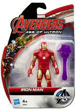 Marvel's Avengers Age of Ultron IRONMAN 3.75 sealed NEW sealed