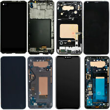 OEM For LG V20 V30 Plus V40 V50 Display LCD Screen Touch Digitizer + Frame Lot