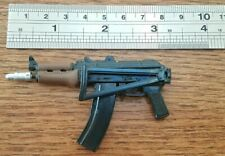 1/6 scale Sideshow James Bond AKS-74U Sub Machine Gun weapon for 12 inch figure