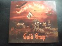 COLD  SNAP   -   WORLD  WAR  3 ,      CD  2013 ,  ROCK ,  NU  METAL