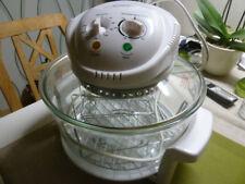 Halogenofen Heißluftofen 12 Liter, wenig gebraucht, Nichtraucherhaushalt