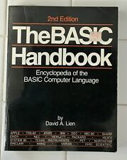 The BASIC Handbook - Second Edition BASIC PROGRAMMING (1981)