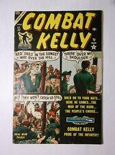 COMBAT KELLY # 22 - VG/FN 5.0 - 1954 PRE-CODE ATLAS WAR
