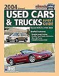 Edmunds.com Used Cars & Trucks Buyer's Guide 2004 (Edmund's Used Cars & Trucks