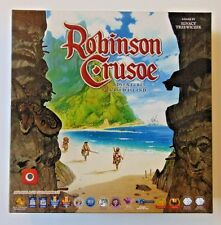 ROBINSON CRUSOE ADVENTURES ON THE CURSED ISLAND, 2ND EDITION BOARD GAME