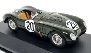 Ixo 1/43 - Jaguar XK120C #20 Winner Le Mans 1951 P. Walker Diecast Model Car