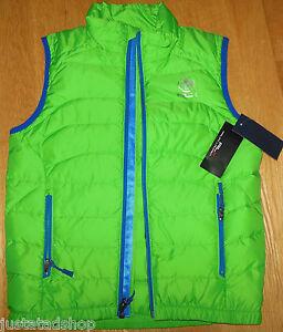 Ralph Lauren boy padded gilet bodywarmer vest 5-6-7 y BNWT designer
