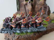 Warhammer Fantasy, AoS, Chaoszwerge, Infernal Guard Fireglaives
