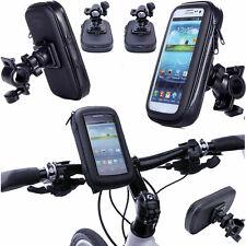 360 ° Bicicleta Impermeable Soporte De Montaje Funda Cubierta de bicicleta para iPhones/Samsung/Huawei