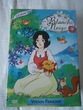 // NEUF ** La Légende Blanche Neige Partie 1 Coffret 4 DVD - Série VF no DISNEY