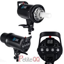 DE-300 300W Flash LED Display Strobe Head for Studio Photo Lighting Kit
