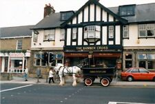 PHOTO  THE BANNER CROSS HOTEL SHEFFIELD 1985