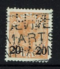 Denmark Sc# 176, Used, Nh Co perfin - Lot 051417