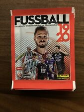 2019-20 Panini Fussball Sealed (9 Pack Lot) From Austria