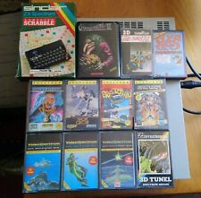 ZX SPECTRUM LOTE DOCE JUEGOS