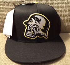 METAL MULISHA AGGRESSOR HAT YOUTH BOYS SAMPLE CAP HAT *NEW*