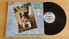 DON BACKY - VIVENDO CANTANDO - LP 33 GIRI GATEFOLD - ITALY PRESS
