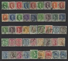 Iraq, Lot of 45 Different Stamps, Used