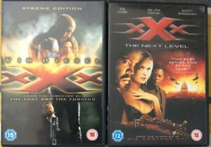 XXX (Xtreme Edition) & Xxx The Next Level DVD